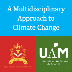 "Summer School ""A Multidisciplinary Approach to Climate Change"""